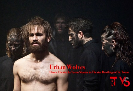 UrbanWolves - Header